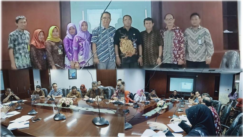 Rapat Fasilitasi Penetapan Wilayah Kuliner Pedagang Warung Tenda Kabupaten Berau