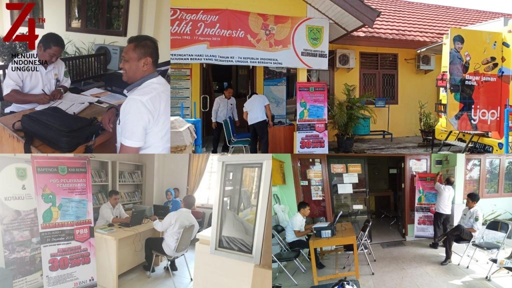 Bapenda Buka Gerai Pelayanan PBB-P2 di Lingkungan Kecamatan dan Kelurahan