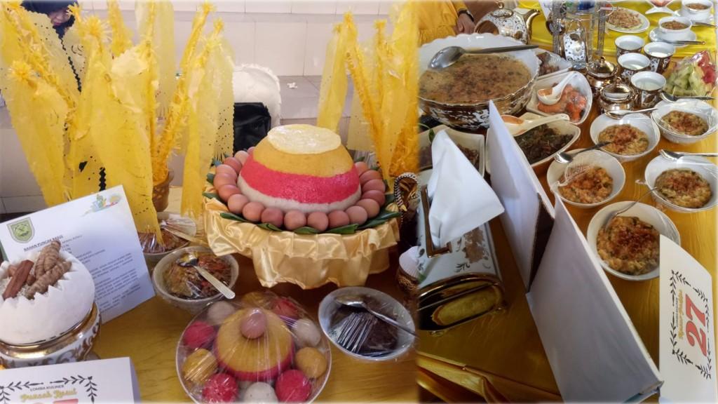 Lomba Kuliner Ancur Paddas Dan Puncak Rasul Di Gedung Graha Pemuda