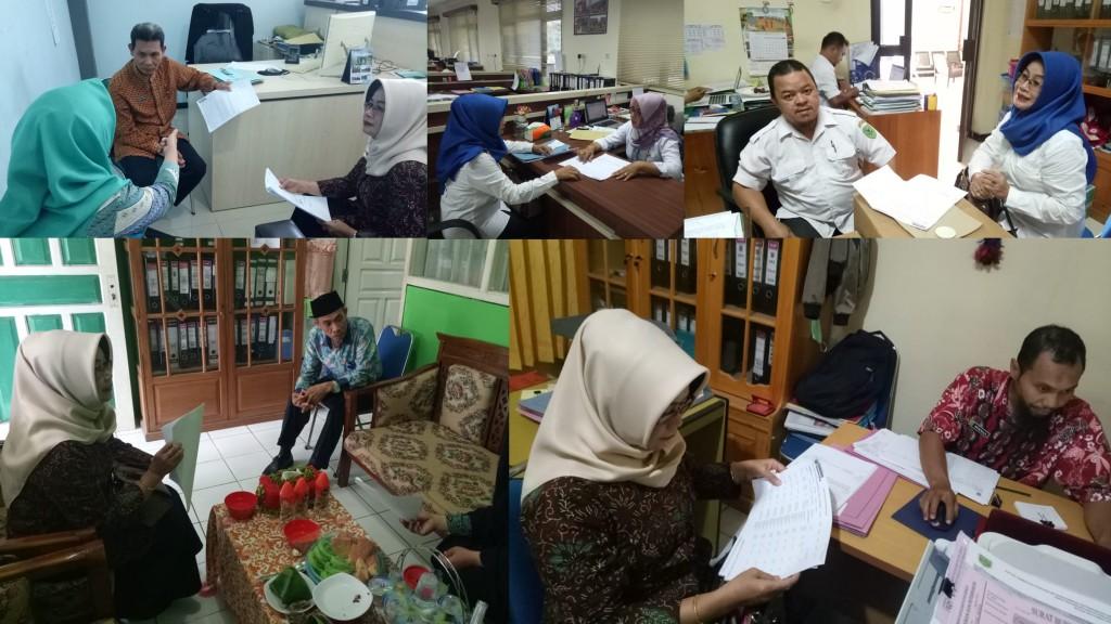 Penyampaian STPD Pajak Restoran ( Catering ) ke beberapa Organisasi Perangkat Daerah (OPD)