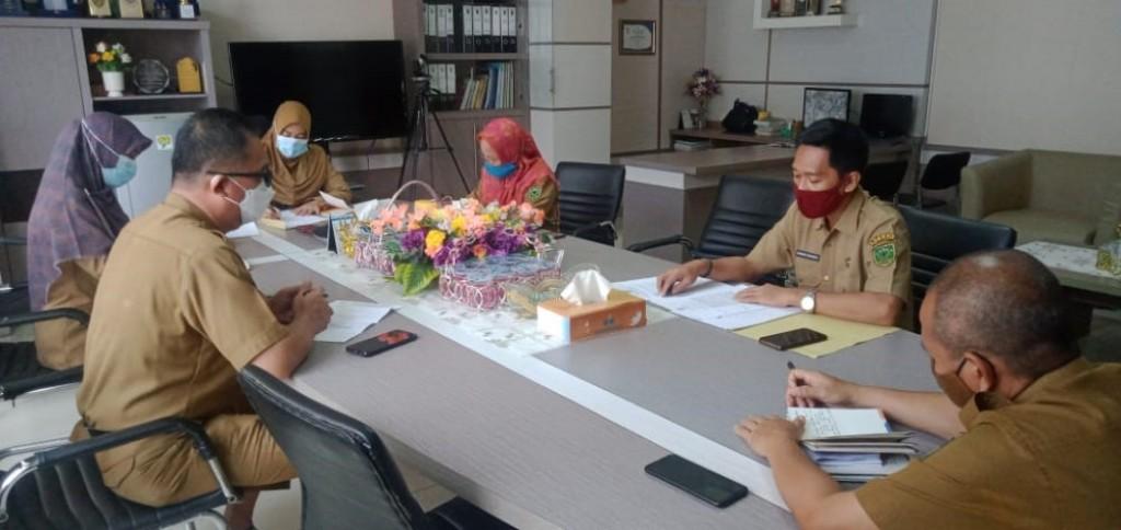 Rencana Perubahan Retribusi Pemakaian Kekayaan Daerah dan Membuat Kesepakatan antara Bapenda dan BPKAD